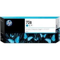 Hewlett Packard 728 300-ml CYAN DESIGN JET INK CARTRIDGE