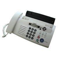 Brother FAX-878 BROTHER FAX-878 THRML TRNSFR FAX,UPTO 20PG MEMORY,10PG ADF,DUET&CALLER ID
