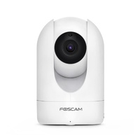 FOSCAM 4.0 MEGAPIXELS PAN/TILT WIRED/WIRELESS IP CAMERA