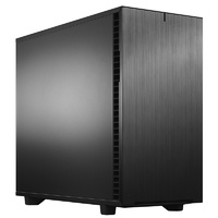 Fractal Design Define 7 Mid-Tower E-ATX Case - Black