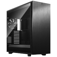 Fractal Design Define 7 XL Light Tempered Glass Full-Tower E-ATX Case - Black