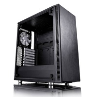 Fractal Design Define C TG Tempered Glass Mid-Tower ATX Case