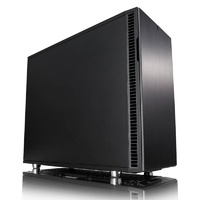 Fractal Design Define R6 Mid-Tower E-ATX Case - Black