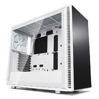 Fractal Design Define S2 TG Mid-Tower ATX Case - White