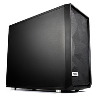 Fractal Design Meshify S2 Mid-Tower USB-C E-ATX Case - Black