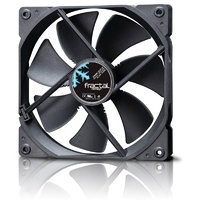 Fractal Design Dynamic Series X2 GP-14 140mm Fan - Black