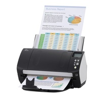 Fujitsu FI-7160 DOCUMENT SCANNER (A4, DUP) 60PPM,80SHT ADF,600 DPI,USB3 1YR WTY