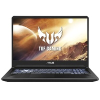 "ASUS TUF Gaming FX705DU 17.3"" 120Hz Gaming Laptop R7-3750H 16GB 512GB GTX1660Ti"