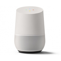 GOOGLE - HOME SMART SPEAKER - WHITE SLATE
