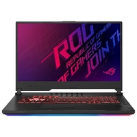 "ASUS ROG Strix G GL731GT 17.3"" 120Hz Gaming Laptop i7 16GB 512GB GTX1650"