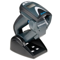 Datalogic Gryphon GM4132 2D Scanner Kit with USB Cable and Base Station