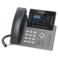 Grandstream GRP2615 10 Lines IP Phone 16 SIP SCCOUNTS, 4.3 IN SCRN, POE, WiFi