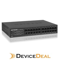 Netgear GS324 24 Port Gigabit SOHO Ethernet Switch