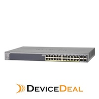 NETGEAR GS728TP ProSAFE 24-Port Gigabit PoE Smart Switch