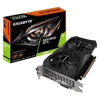 Gigabyte GeForce GTX 1650 D6 WINDFORCE OC 4GB Video Card