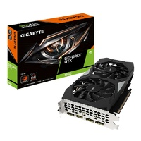 Gigabyte GeForce GTX 1660 OC 6GB Video Card