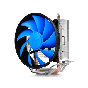 Deepcool Gammaxx 200T, 12cm PWM Fan, Multi-platform, 100w Solution Intel LGA115X/1200/775 AMD AM4 AM3+ AM3 AM2+ AM2 FM2+ FM2 FM1