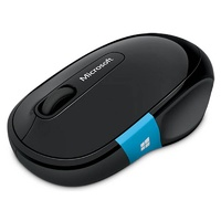 Microsoft Bluetooth Sculpt Comfort Mouse - Black