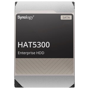 "Synology HAT5300 12TB 3.5"" SATA 6Gb/s 512E 7200RPM Enterprise Server Hard Drive"