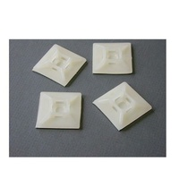 StarTech Self-adhesive Nylon Cable Tie Mounts - Pkg of 100