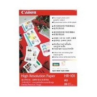 Canon High Resolution A3 Paper 110 gsm (HR-101NA3II)