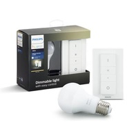 Philips Hue Wireless Dimming Kit A60 White