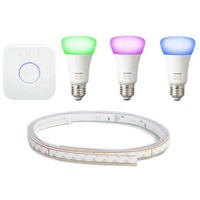 Philips Hue Starter Kit & Strip Bundle