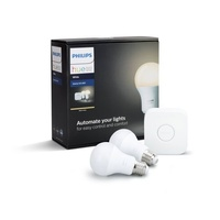 Philips Hue E27 Starter Kit A60 White