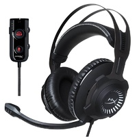 Kingston HyperX Cloud Revolver S 7.1 Surround Gaming Headset - Gun Metal