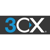 3CX Phone System Enterprise Edition Perpetual including 1 year Maintenance IP3CX-PSPENT