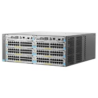 HPE Aruba 5406R zl2 4U PoE+ 6-Slot Managed Switch - No PSU