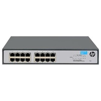 HPE Aruba OfficeConnect 1420-16G 16-port Gigabit Unmanaged Switch - JH016A