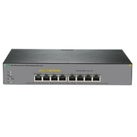 HPE OfficeConnect 1920S Gigabit 8 Port (4x PPoE+ 65W) Managed Switch