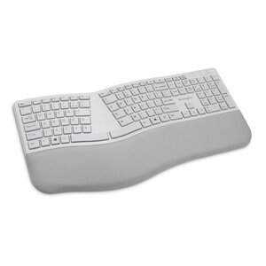Kensington PRO FIT ERGONOMIC WIRELESS KEYBOARD - GREY K75402US