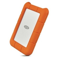 LaCie 2TB USB 3.0 Rugged Mini Portable Hard Drive - LAC9000298
