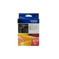 Brother LC-131BK Ink Cartridge - Black