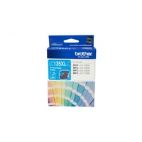 Brother LC-135 XL Ink Cartridge Cyan