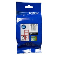 Brother LC-3319XLBK Black Super High Yield Ink-jet Cartridge
