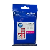 Brother LC-3319XLM Magenta Super High Yield Ink-jet Cartridge