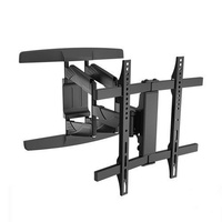 "Brateck Full-motion TV Wall Mount Bracket 32""-65"" Curved & Flat Panel TVs"