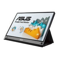 "ASUS ZenScreen Touch MB16AMT 15.6"" FHD IPS Portable USB Type-C Monitor"