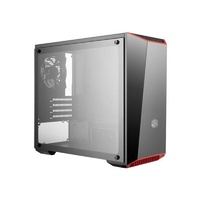 Cooler Master MasterBox Lite 3.1 Tempered Glass Micro-ATX Case