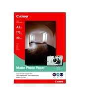 Canon MP101A3 Heavy Weight Matte A3 Photo Paper 40 Pack