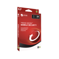 Trend Micro Mobile Security 2017 - 2 Years 1 Device for iOS and Android Devices