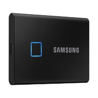 Samsung T7 Touch 500GB USB 3.2 Portable SSD - Black