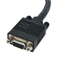 StarTech 3m Coax VGA Monitor Extension Cable