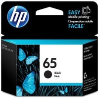 Hewlett Packard 65 BLACK ORIGINAL INK CARTRIDGE