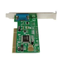 StarTech 1 Port PCI RS232 Serial Adapter Card
