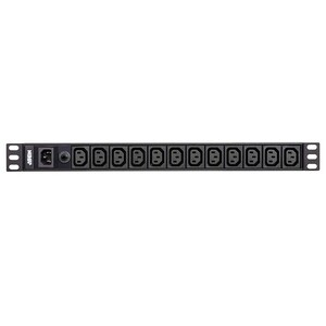 ATEN PE0112G 1U Rack Protected 12-Outlet 10A IEC PDU
