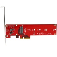 StarTech x4 PCI Express to M.2 PCIe SSD Adapter Card - for M.2 NGFF SSD